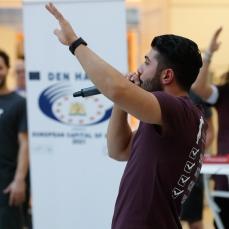 Beatboxer-geeft-een-freestyle-show