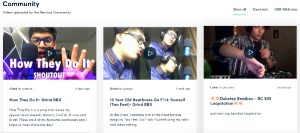 Beatbox platform - community beatboxers